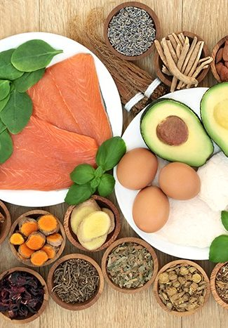 food reduce Anxiety and stress