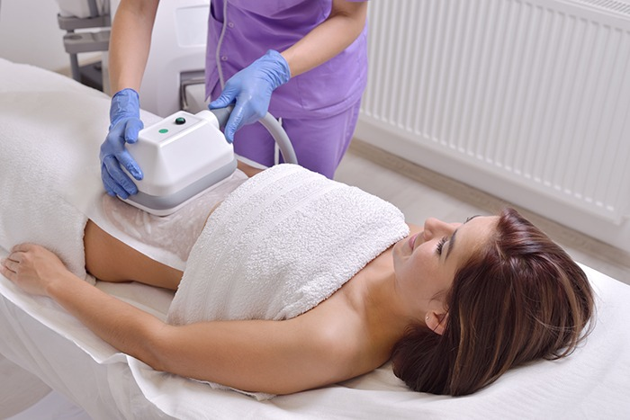 CoolSculpting-cryolipolyse