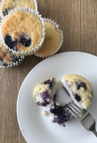 Keto-Blueberry-Yogurt-Cupcakes-2