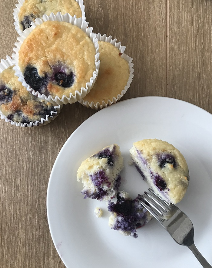 Keto-Blueberry-Yogurt-Cupcakes-2
