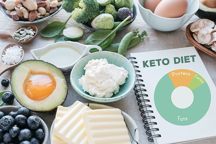 come off keto diet