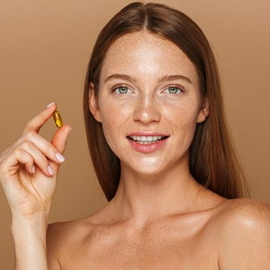 5 Amazing Vitamins and Supplements for Healthy Skin