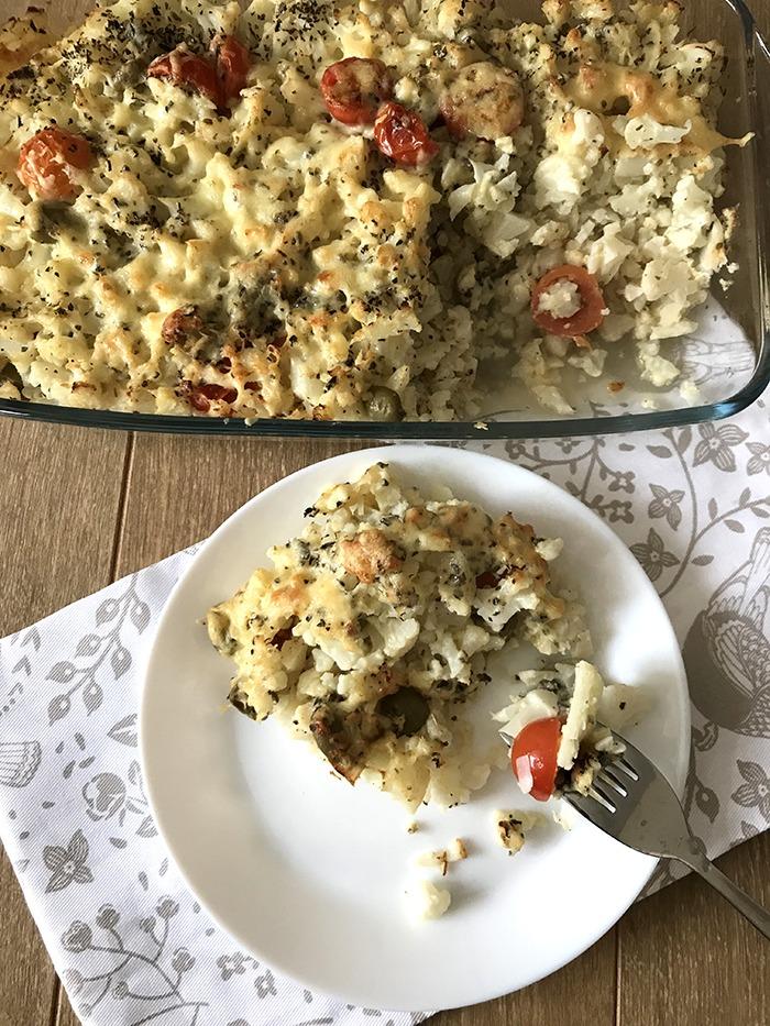 Cheesy-Cauliflower