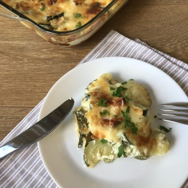 Cheesy-Zucchini-Recipe