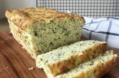 Keto-Zucchini-Bread