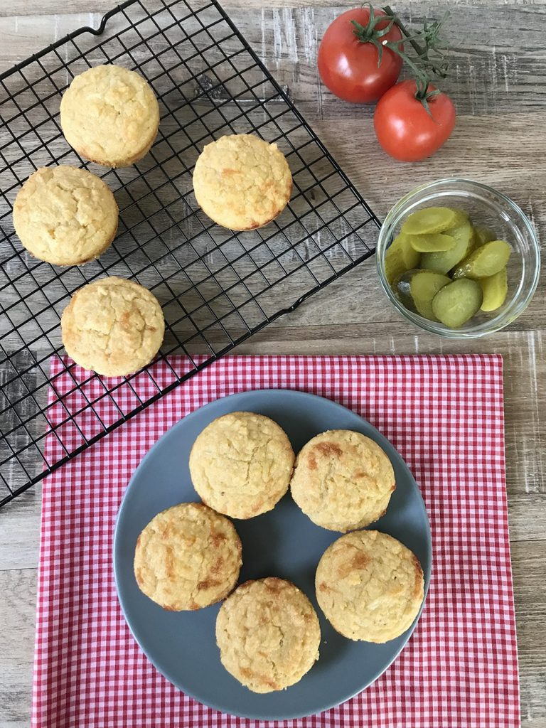 keto cheese muffins