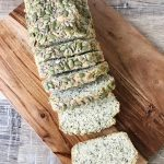 low carb seed bread