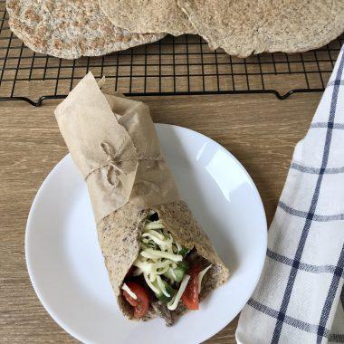 Low Carb Wraps - Keto Tortillas Recipe
