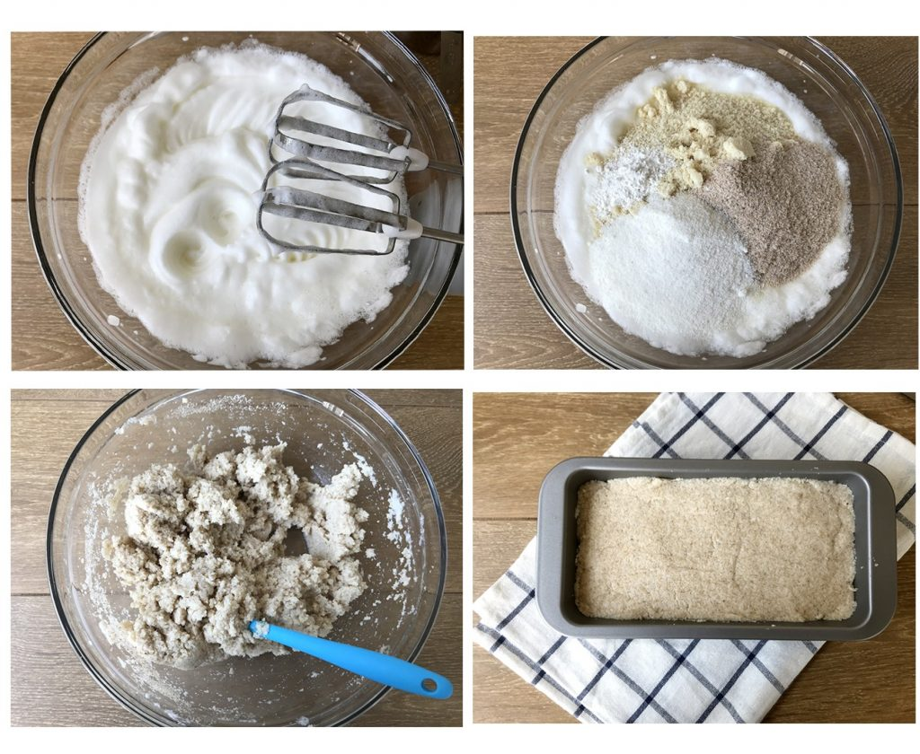 kept bread recipe