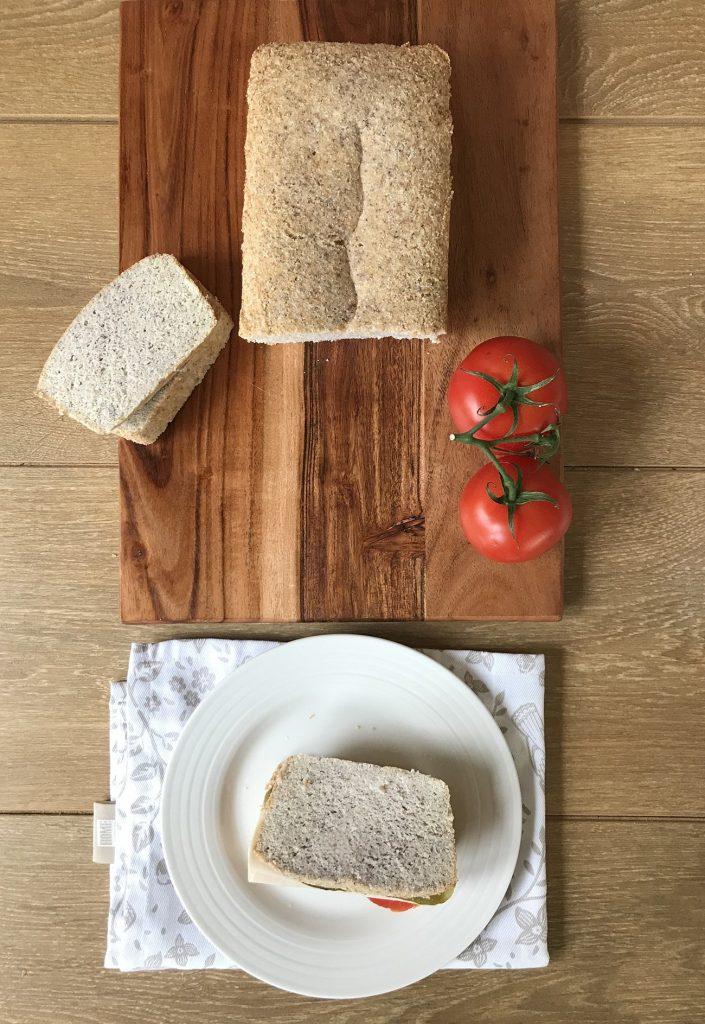 Psyllium Husk Keto Bread