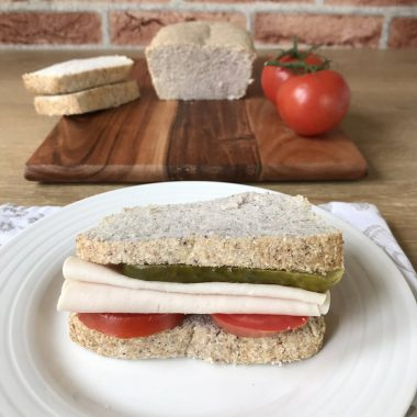 Psyllium-Husk-Keto-Bread