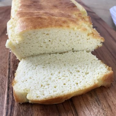 Keto Cream Cheese Bread - Low Carb Bread Recipe​