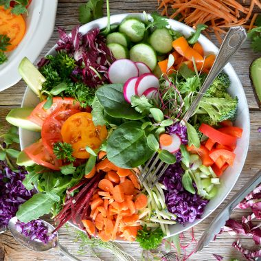 Vegan Diet for Weight Loss: Benefits of a Vegan Lifestyle
