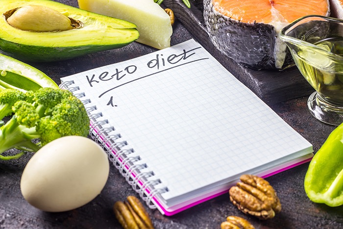 not losing weight on a ketogenic diet.