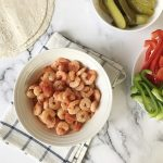 Prawns With Tomato Sauce