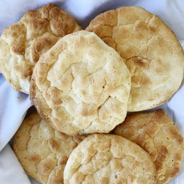 Low Carb Cloud Bread With Only 3 Ingredients