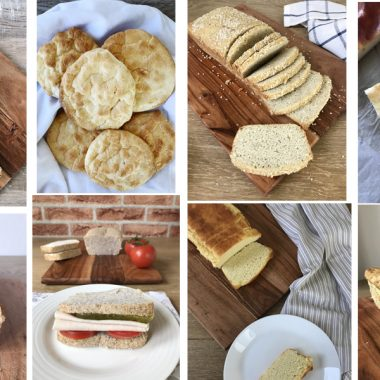 The best keto bread recipes: 8 delicious low carb bread recipes