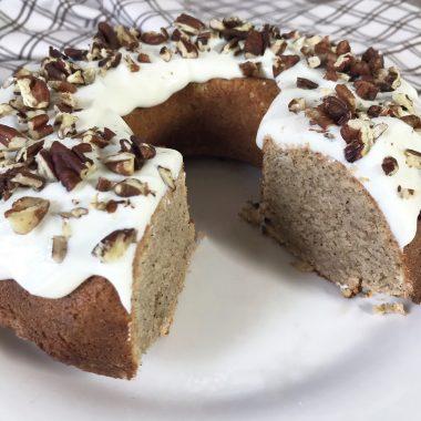 Peanut Butter keto cake