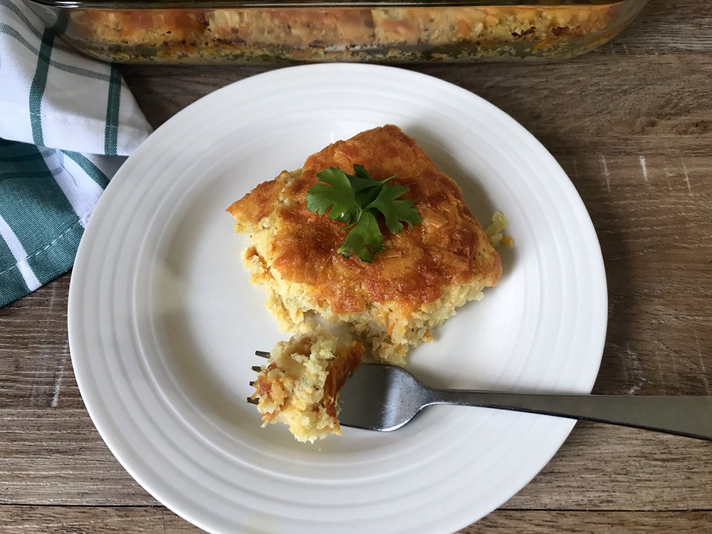 Keto cauliflower recipe