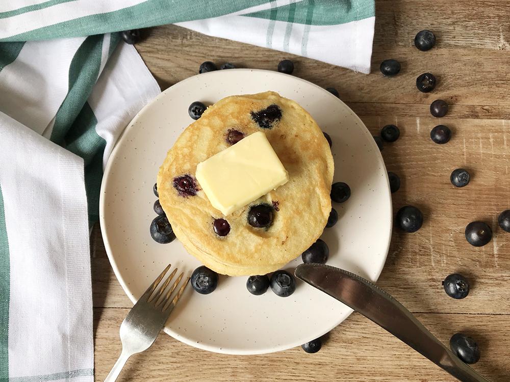 sugar free pancakes