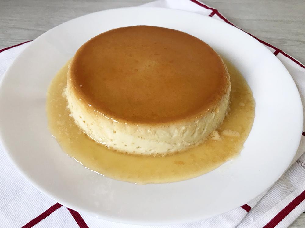 Keto Crème Caramel