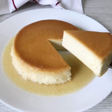 Keto Crème Caramel – Low-Carb and Sugar-Free Flan