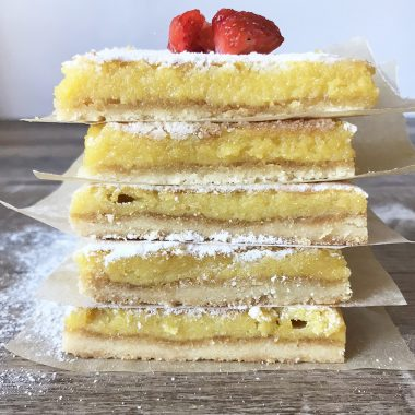 Low Carb Lemon Bars – Keto-Friendly And Sugar-Free