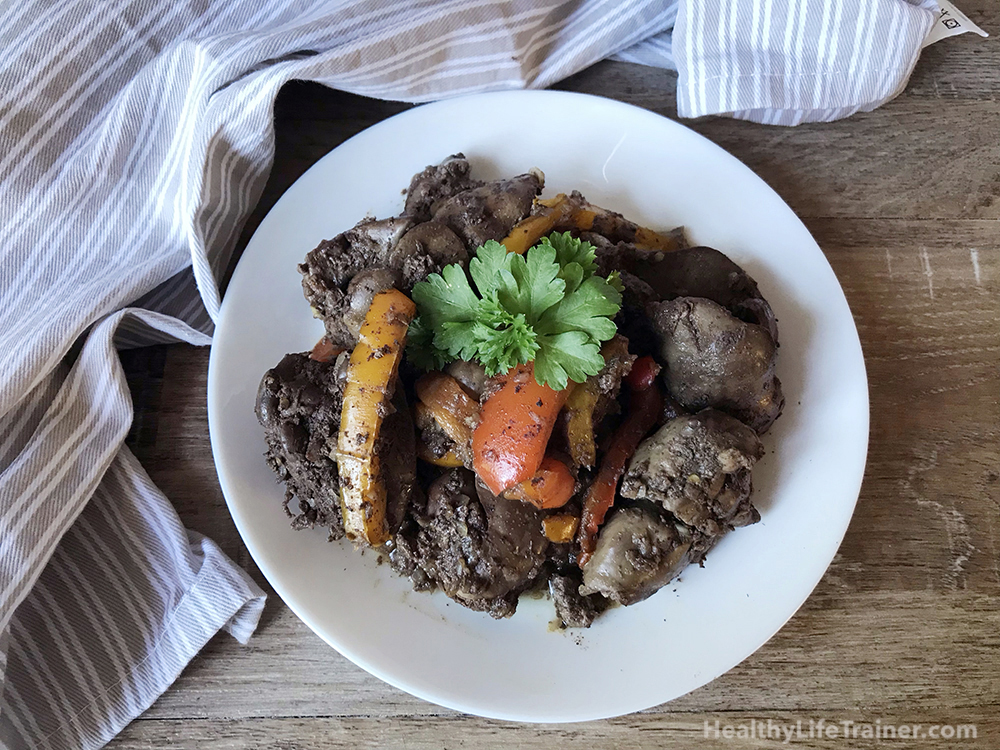 chicken liver recipes