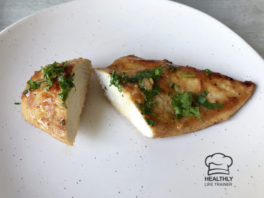 Butter Chicken Breasts