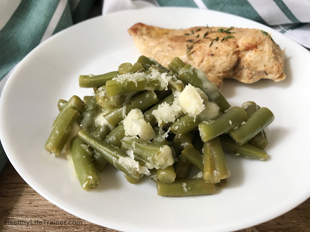 green beens side dish