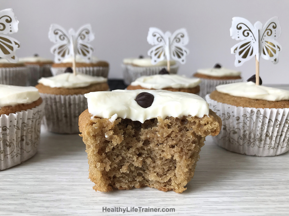 low carb coffee muffins