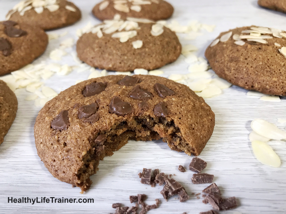 These soft keto coffee cookies are every coffee lover's dream!