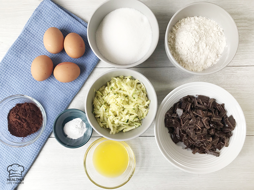 The healthy recipe ingredients