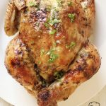 Roasted Chicken With Herbs And Butter