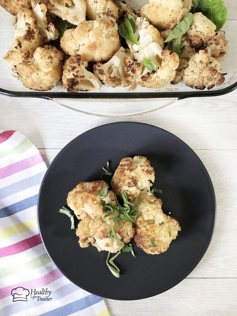 I was not a big fan of roasted vegetables; however, since I prepared this spicy roasted cauliflower recipe, I became fond of it.