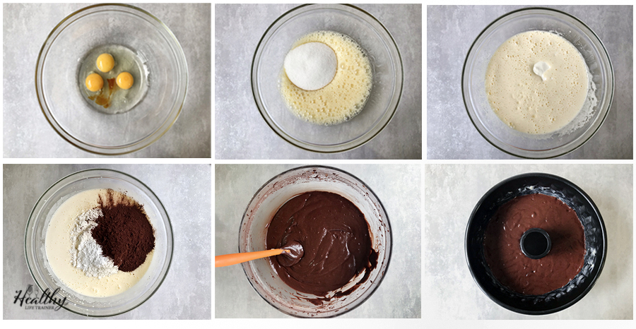 how to make the recipe step by step
