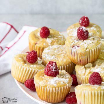 Easy Homemade Raspberry Muffins
