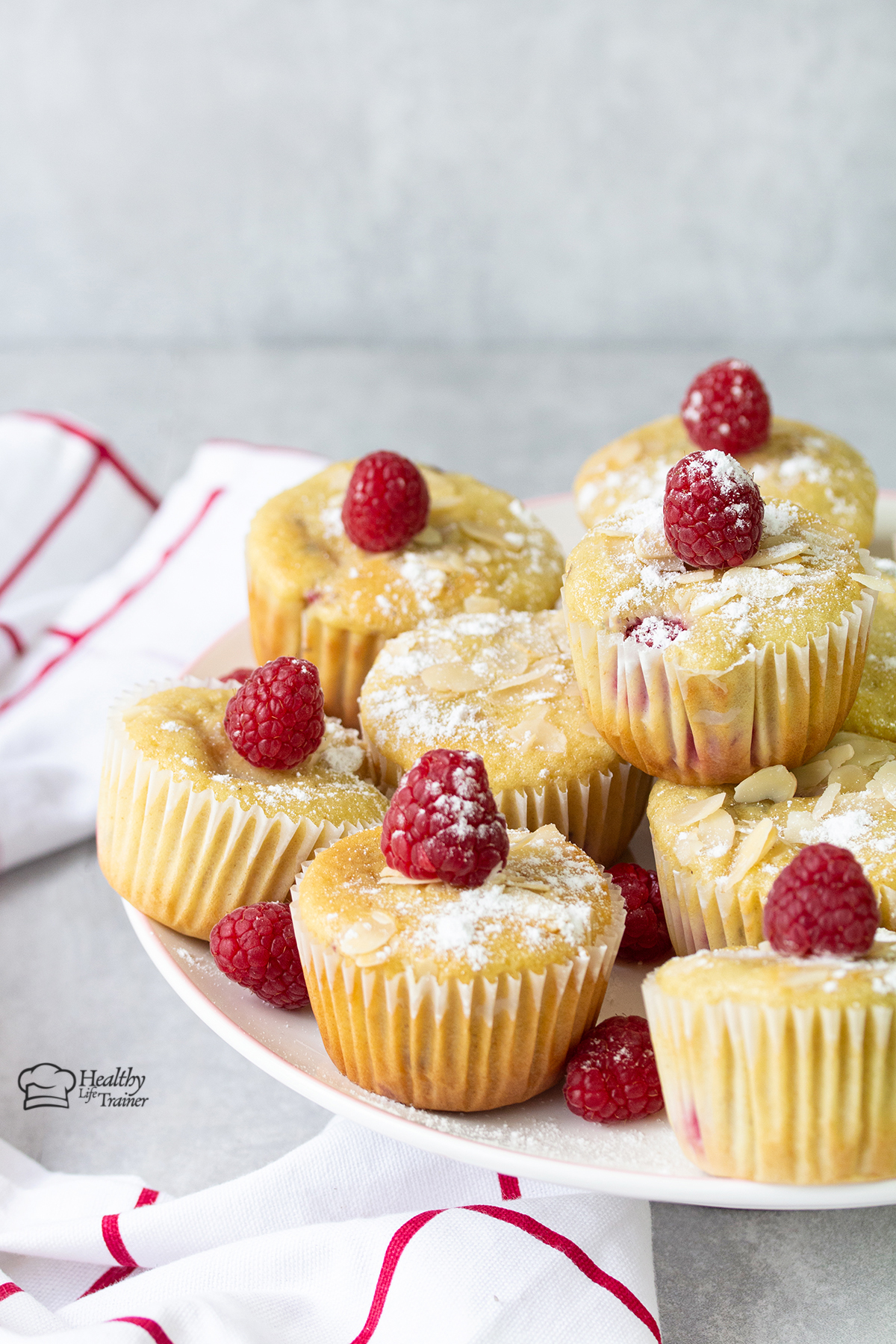Easy Homemade Raspberry Muffins