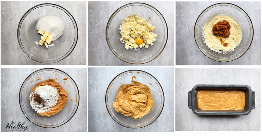 How to make the recipe