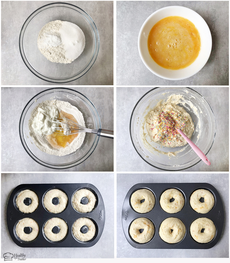 steps of making the recipe