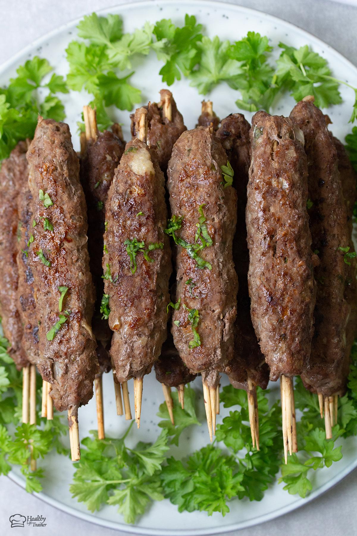 Kofta Kebab Recipe