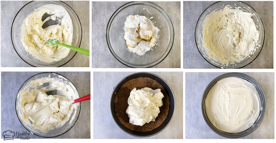 steps of making this recipe