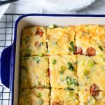 Crustless Quiche Recipe With Salmon And Eggs