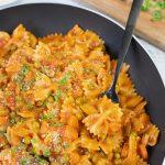 Easy One-Pot Pasta with Veggies
