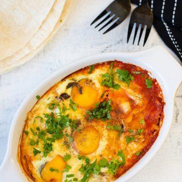 Breakfast Egg Casserole