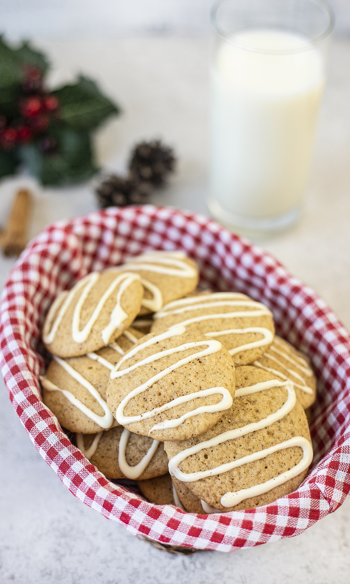 Christmas treats #eggnogcookies #christmasdessert #eggnogdessert #holidaytreat