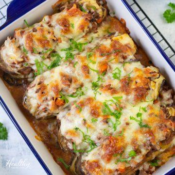 Eggplant Lasagne Recipe