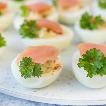 Easy Deviled Eggs Recipe Egg Appetizers