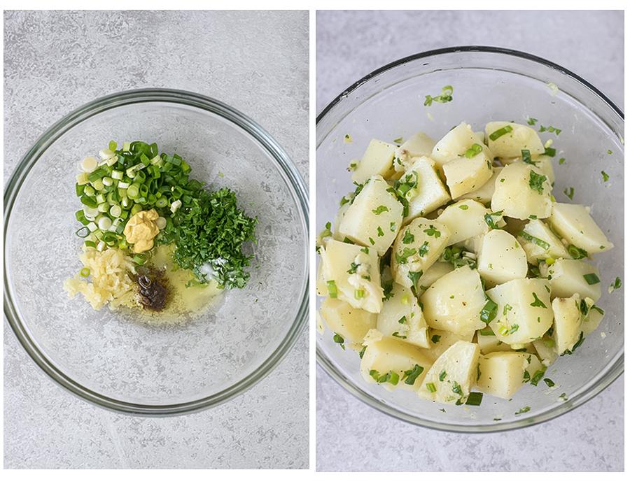 How to make this potato salad