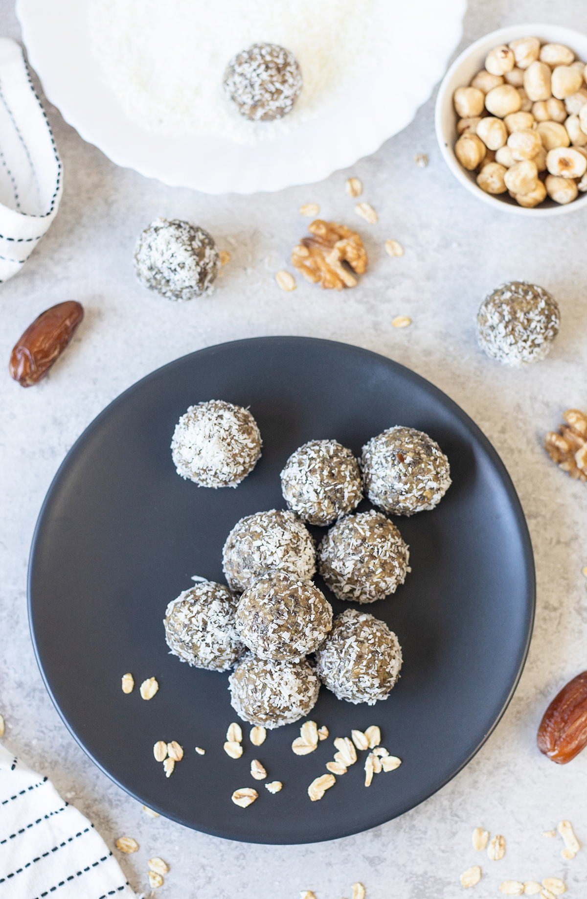 no-bake energy bites are so nutritious, made with super healthy food